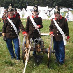 Císařsko-královské dělostřelectvo za války 1866